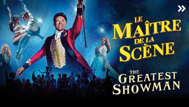 Le maître de la scène - The greatest showman