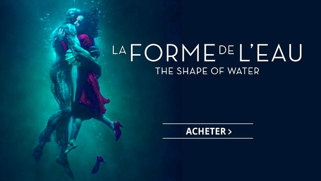 La forme de l'eau - Shape Of Water