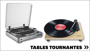 Tables tournantes