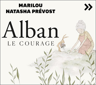 Alban - Le courage